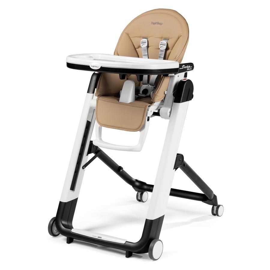 Peg-Pérego jídelní židlička Siesta Follow Me Noce 2019