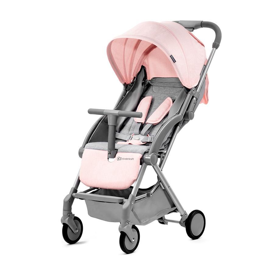 Kinderkraft Sittvagn Pilot pink