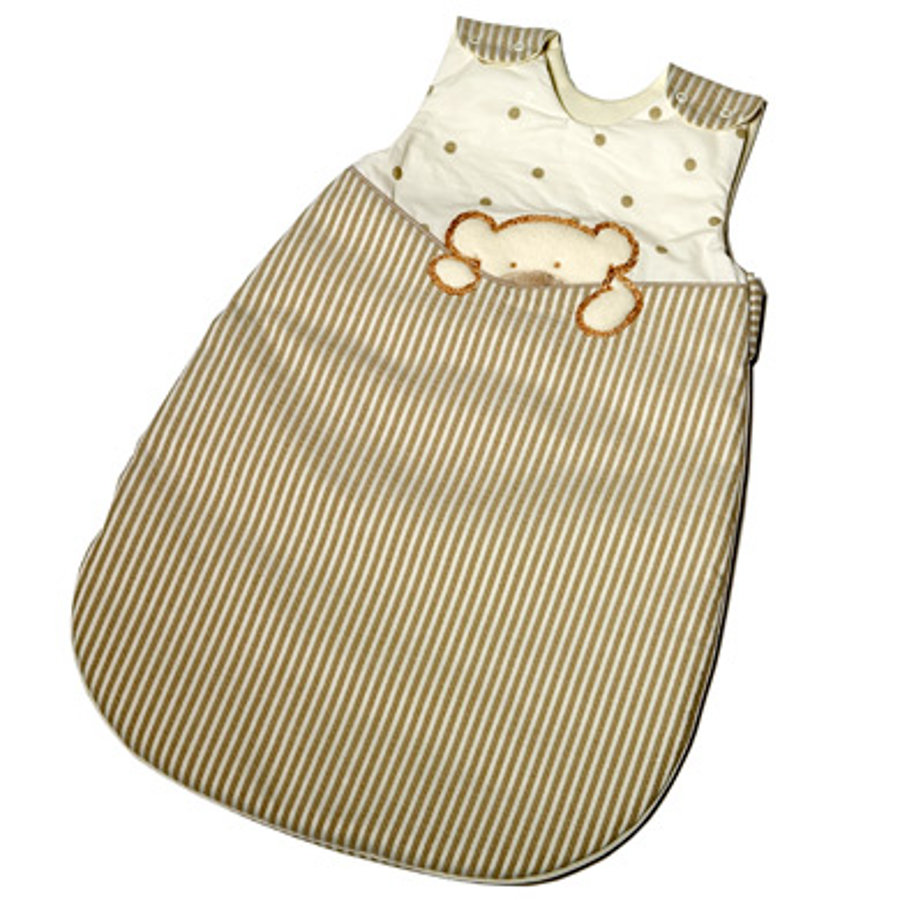 Be Be 's Collection Winter-Schlafsack Big Willi beige 110 cm