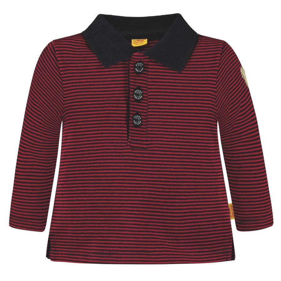 Steiff Boys Poloshirt mit Streifen