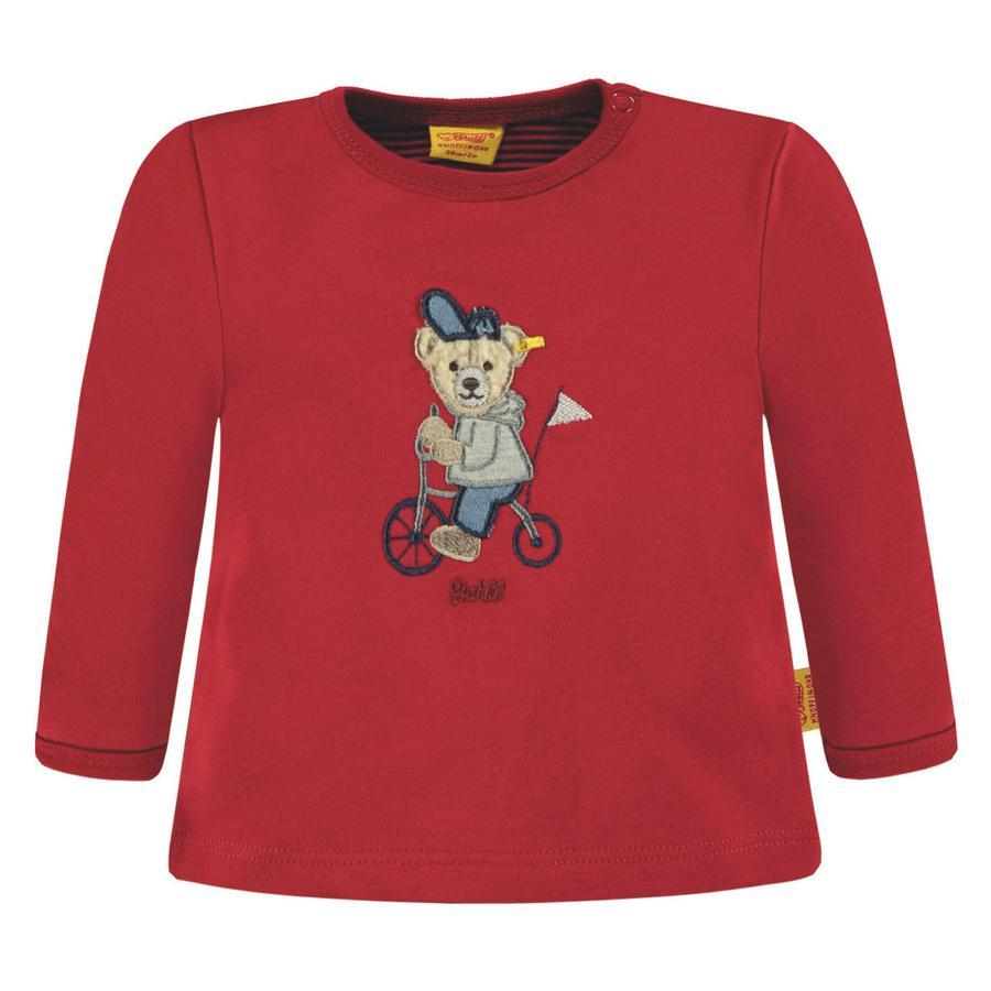 Steiff Girls Sweatshirt, rot