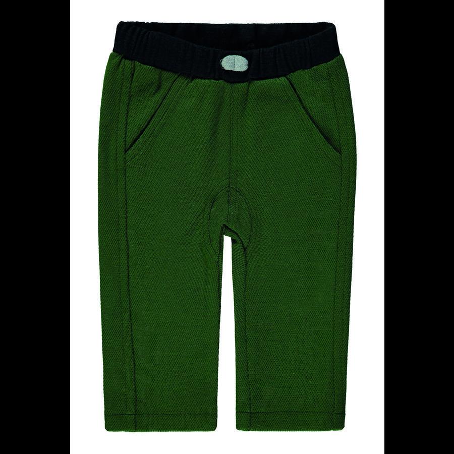 Steiff Boys joggebukse, olivengrønn