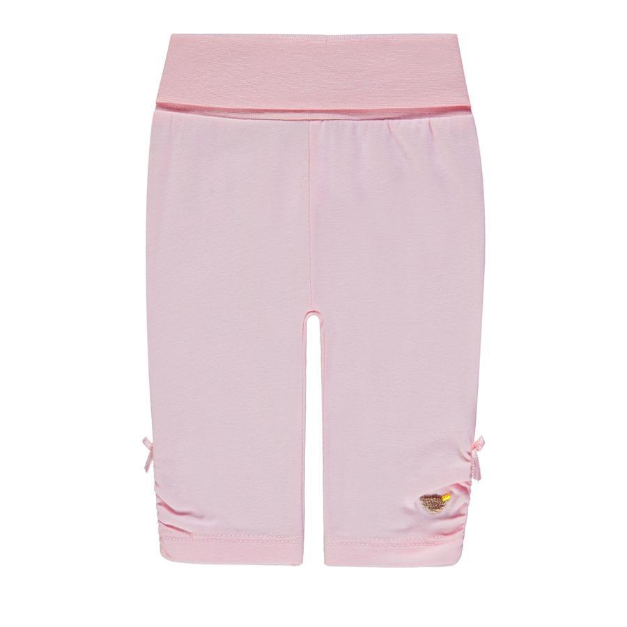Steiff Girls Leginsy, różowy