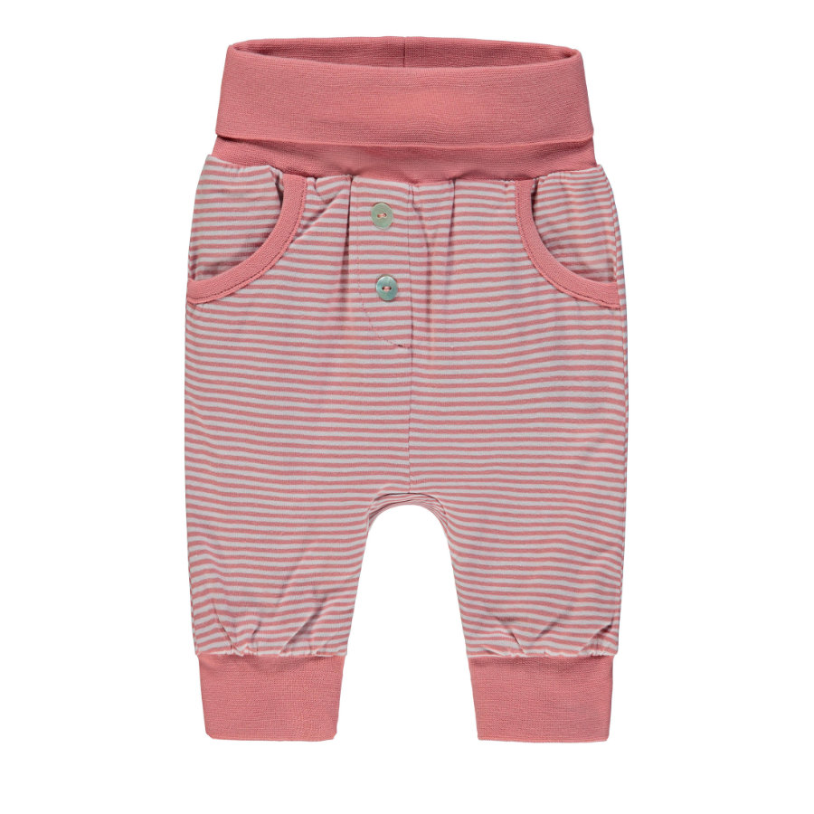 Steiff Girl pantaloni da sudore s, a strisce rosa