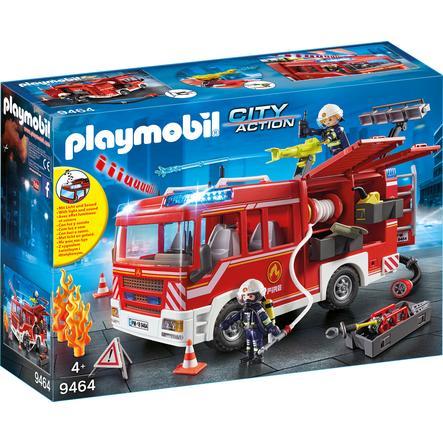 PLAYMOBIL® City Action Vehículo de rescate de bomberos 9464