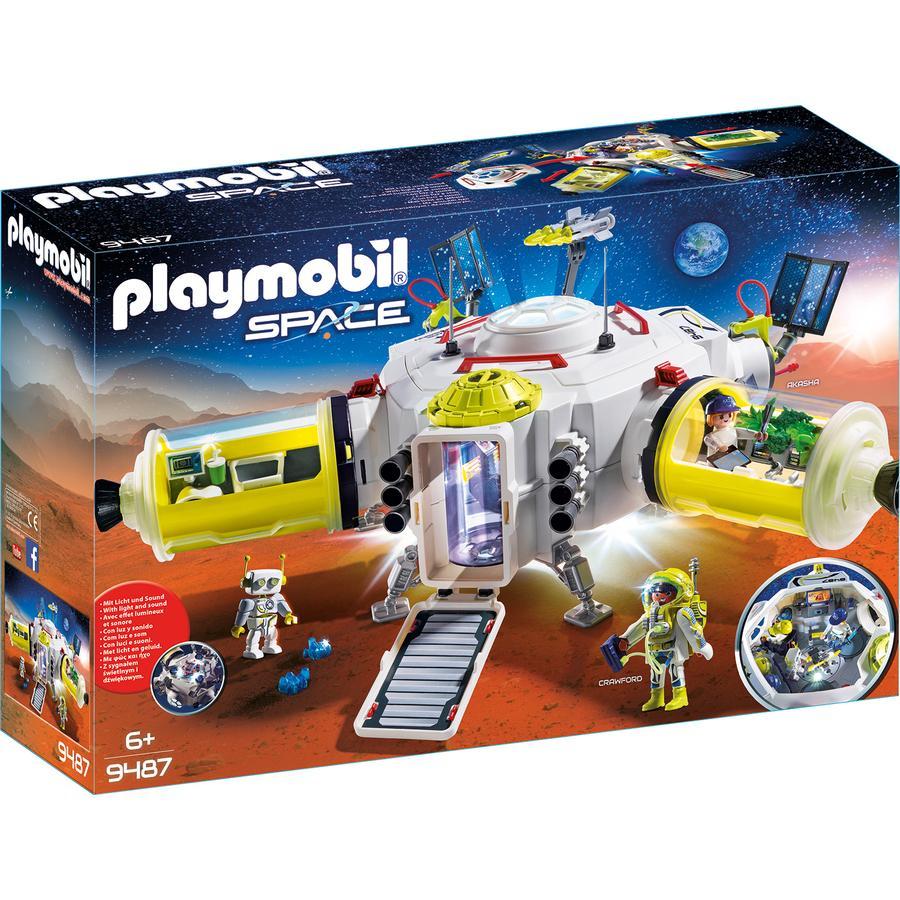 PLAYMOBIL® Estación espacial de Marte 9487