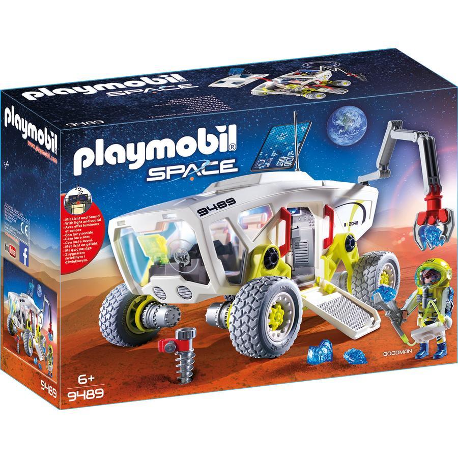 PLAYMOBIL® Space Mezzo di esplorazione su Marte 9489