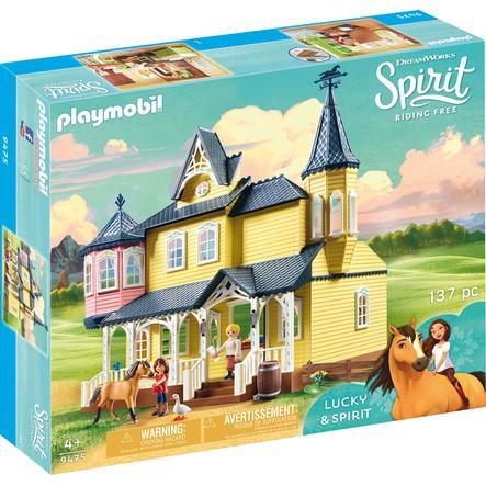 PLAYMOBIL® 9475 Šťastný domov Lucky
