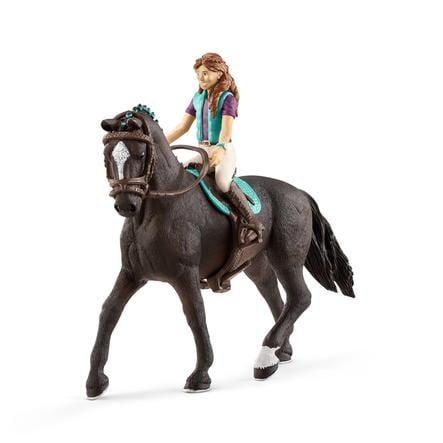 Schleich Figurine Horse Club Lisa & Storm 42413