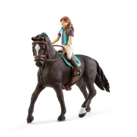 Schleich Horse Club Lisa & 42413 Storm