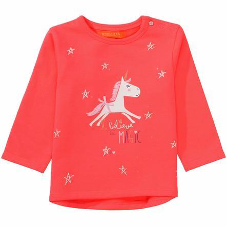 STACCATO girls -genser rød