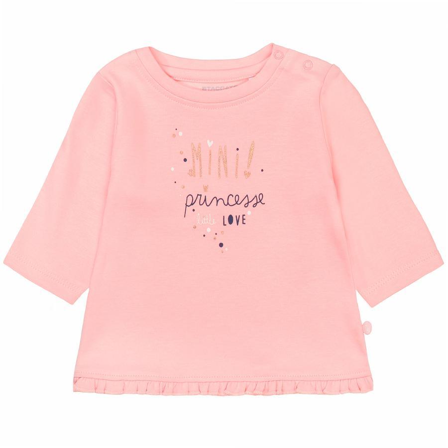 STACCATO  Girls Košile s dlouhým rukávem růžová