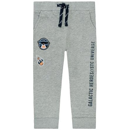 nueva colección ebd30 98a57 STACCATO Boys Pantalón de chándal gris cálido mélange