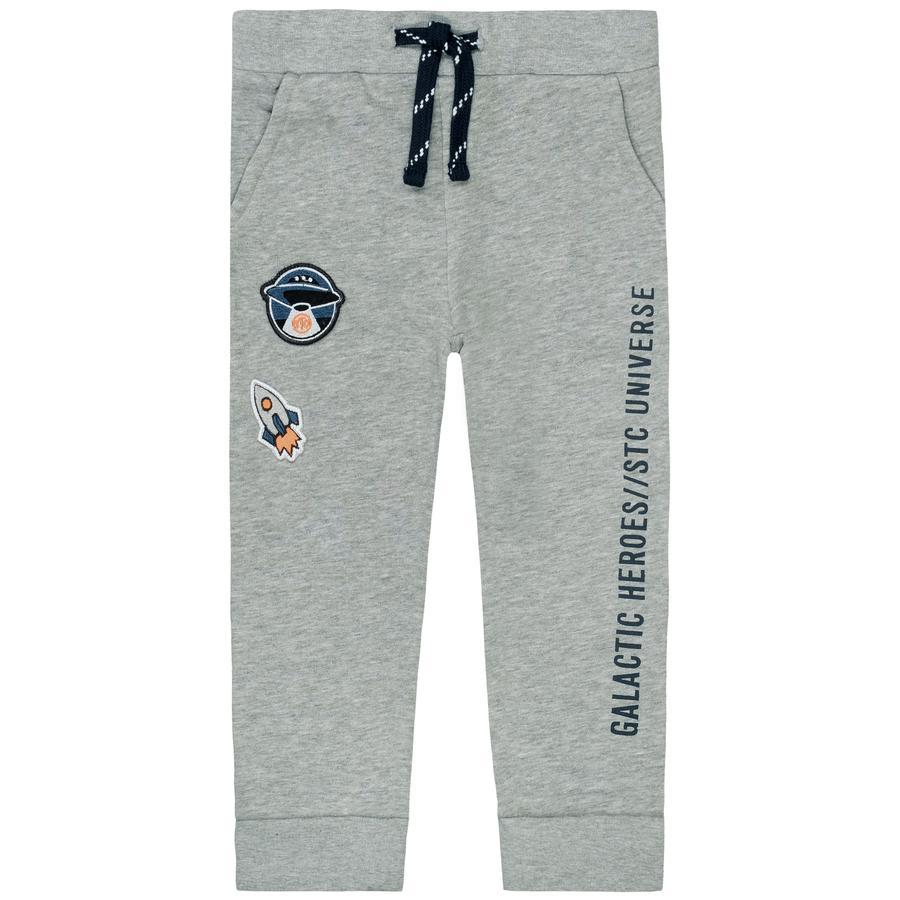 STACCATO Boys Jogginghose warm grey melange