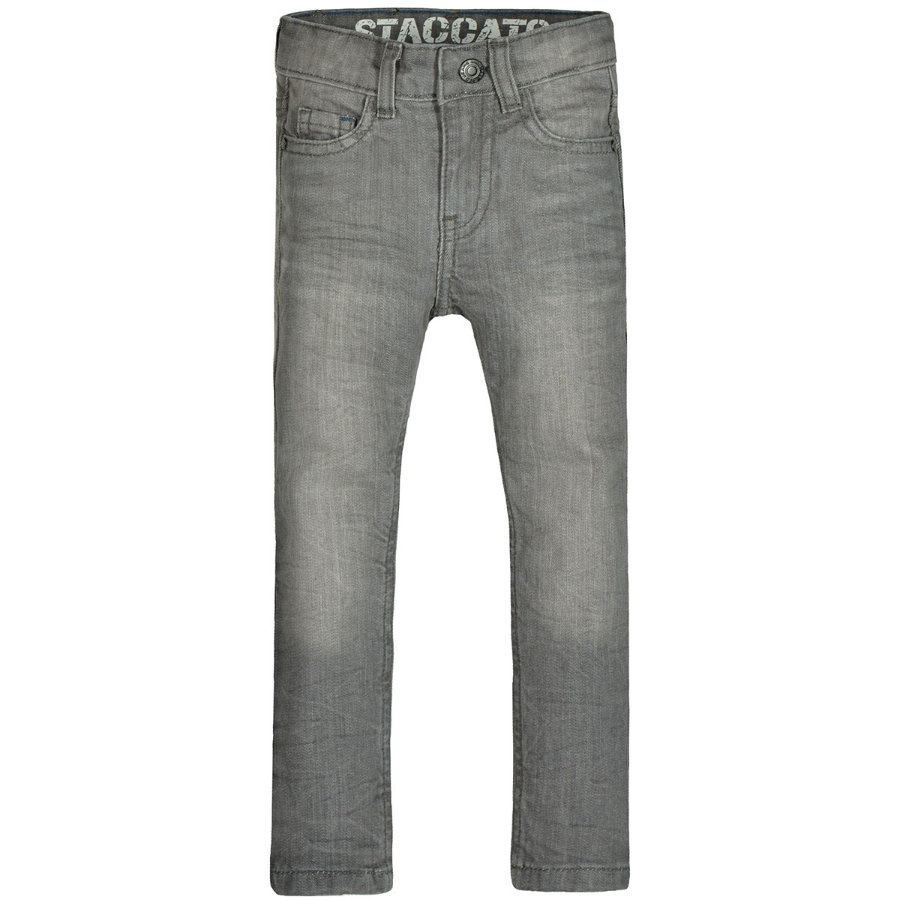 STACCATO Boys Jeans Skinny grey denim