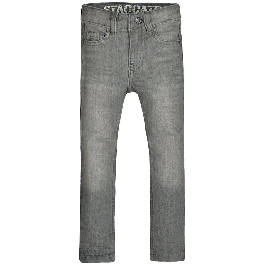 STACCATO Boys Jeans Vaquero Skinny grey denim