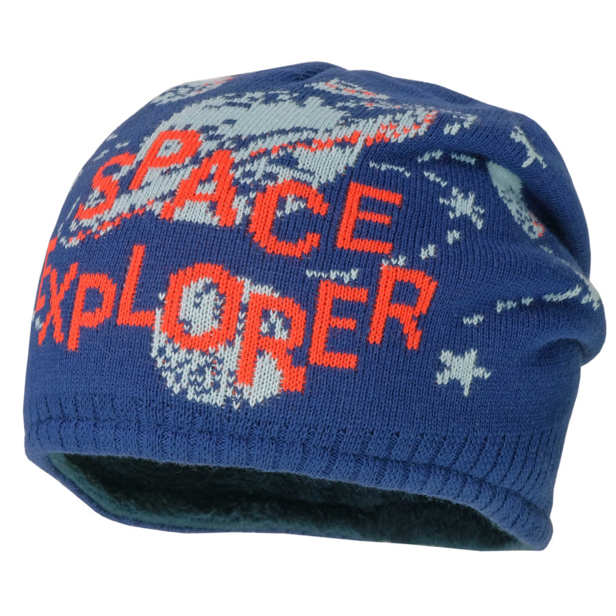 maximo Boys Beanie Space Explorer encre