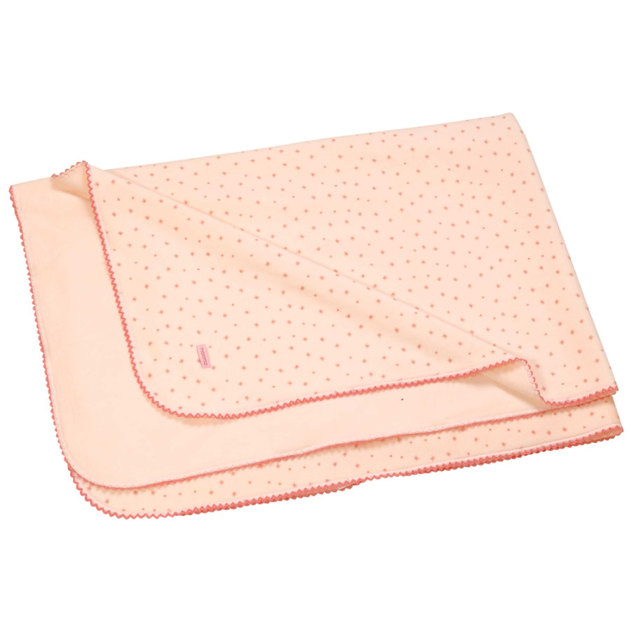 maximo Girls Decke Sterne dogwood-rose tan