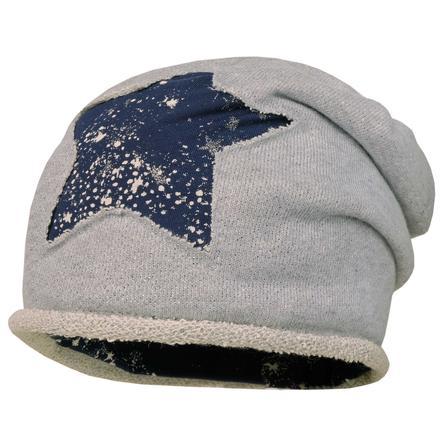 maximo Girl s Bonnet bonnet étoile argenté mélangé