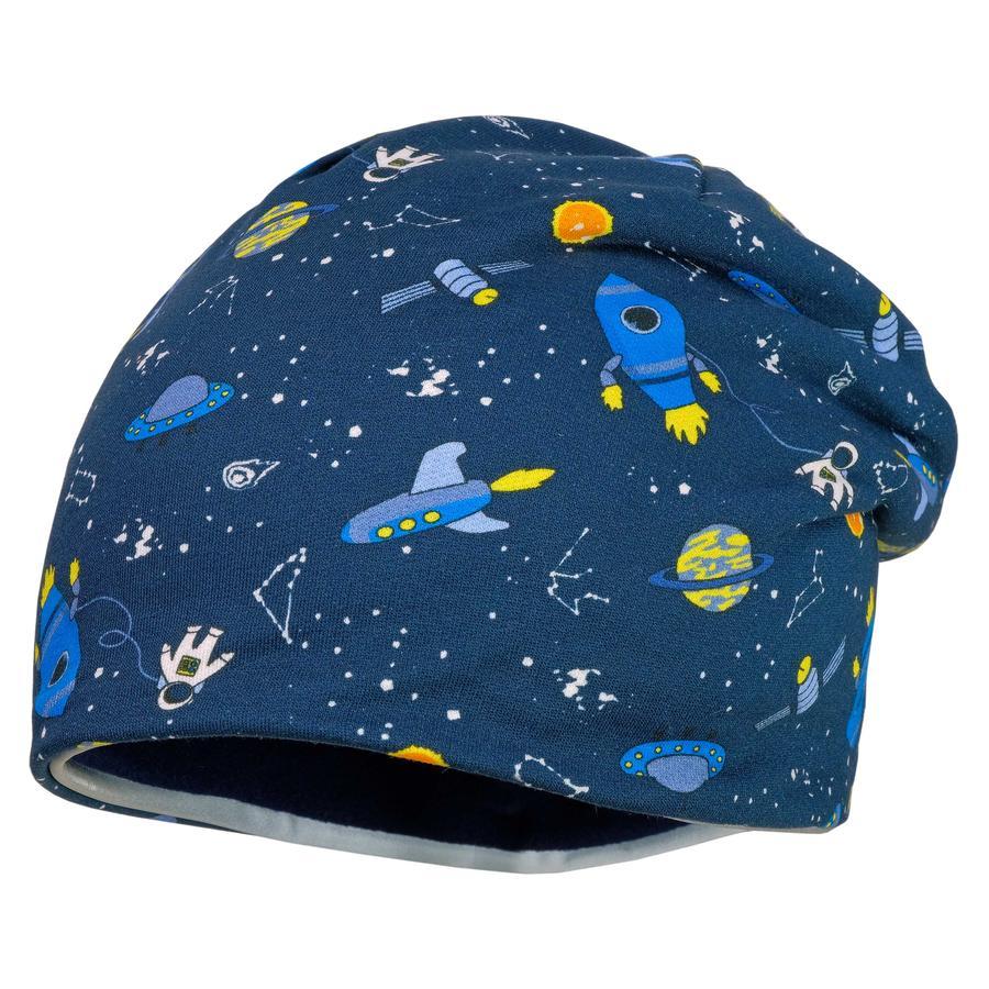 maximo Boys Beanie universo navy-nluette