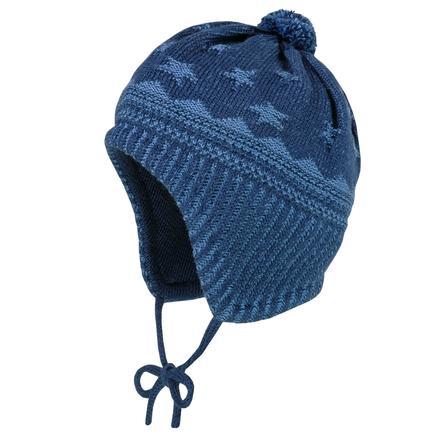 maximo Boys Cap stars navy-denim
