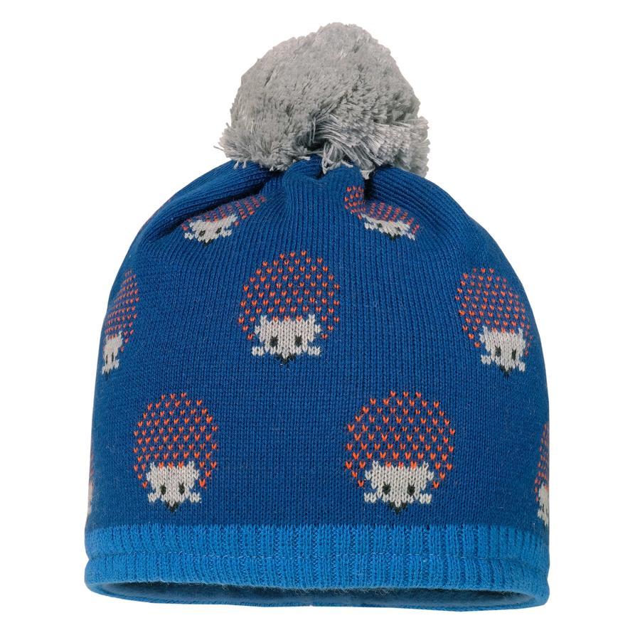 maximo Boys Cap hedgehog blue opal-saphir