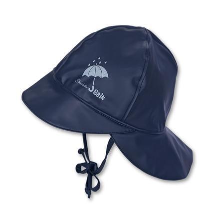 STERNTALER Gorro para la lluvia azul marino
