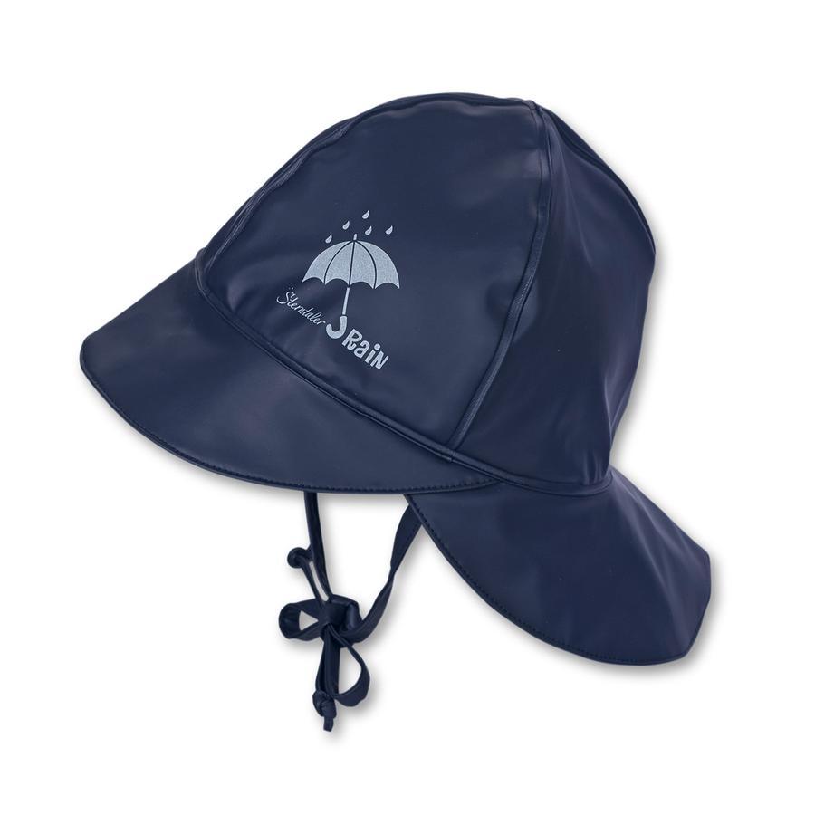 STERNTALER Chapeau de pluie UNI marine