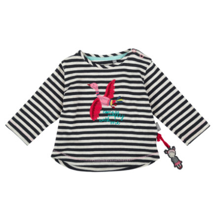 sigikid Girls Langarmshirt phantom