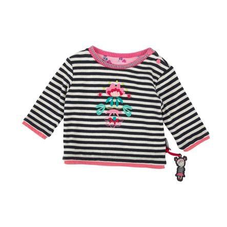 sigikid Girl s camicia reversibile camicia rose dance