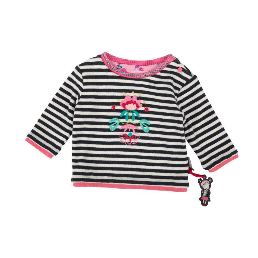 sigikid Girl s rewersyjna koszulka z różaną koszulą, taniec różany