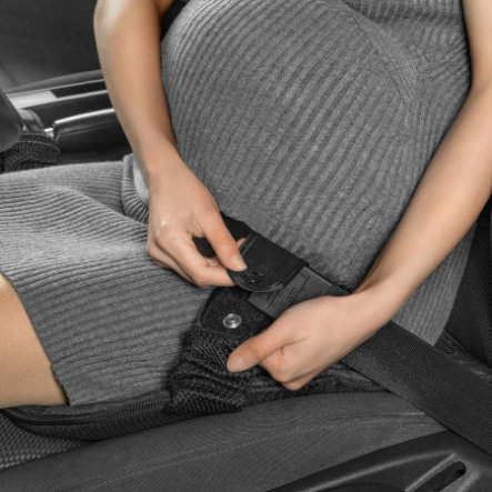 REER Pás těhotenský do auta