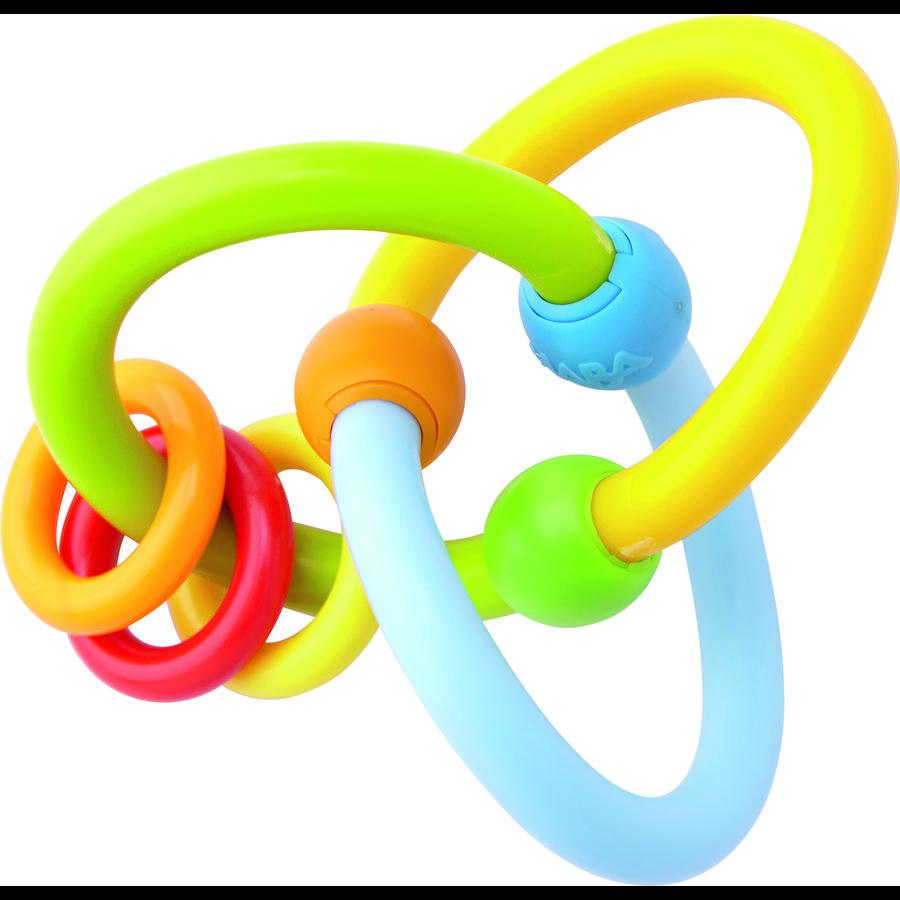 HABA Hračka do ruky - kroužky