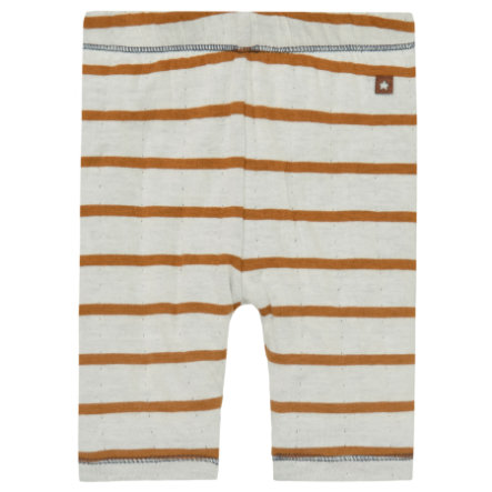 STACCATO Boys Pantalon réversible structure blanc chaud