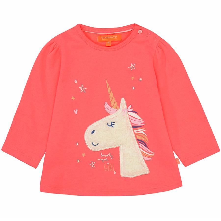 STACCATO Girls Sweatshirt red