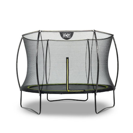 Sylwetka trampoliny EXIT ø244cm - schwa rz