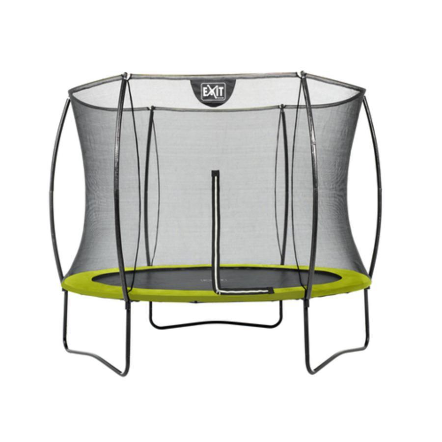 EXIT Silhouette trampoline ø305cm - groen