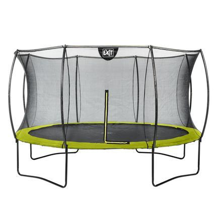 Sylwetka ø366cm trampoliny EXIT - zielona