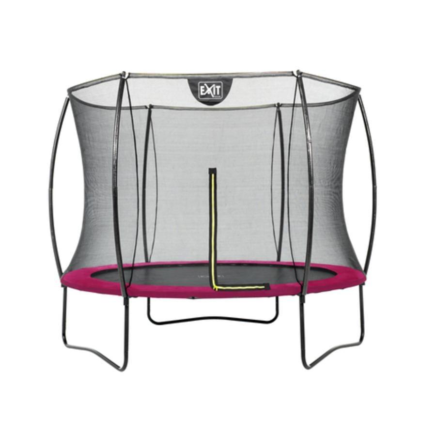 EXIT Trampolin Silhuet ø 305 cm - lyserød