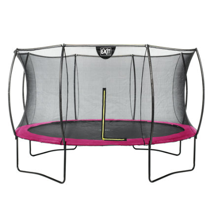 EXIT Trampolina Silhouette ø366cm - pink