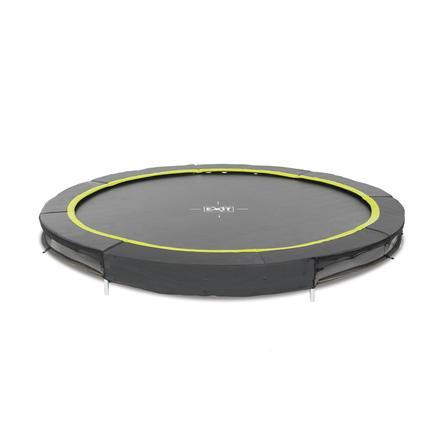 EXIT floor trampolino Silhouette ø305cm - schwa rz