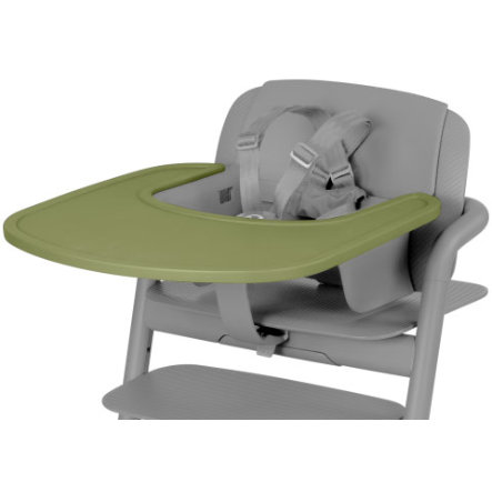 cybex Lemo Snack Tray Outback Green-green