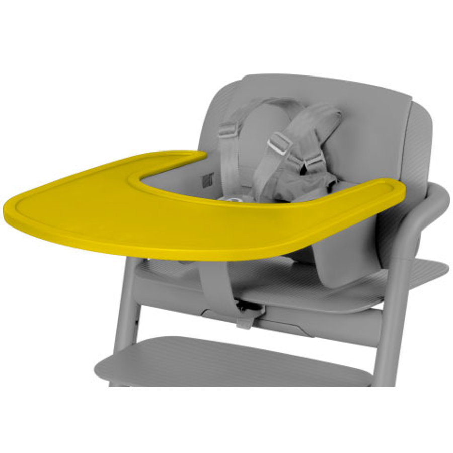 cybex GOLD Lemo Snack Tray Canary Yellow-yellow