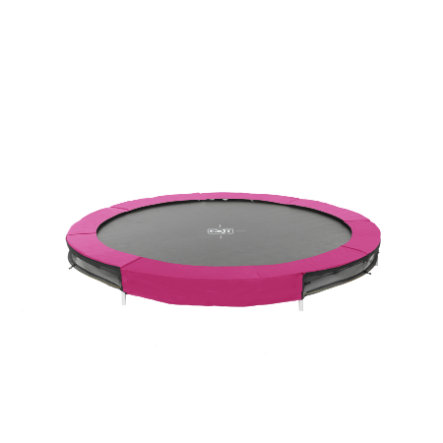 Exit Bodentrampolin Silhouette O244cm Rosa Baby Markt At