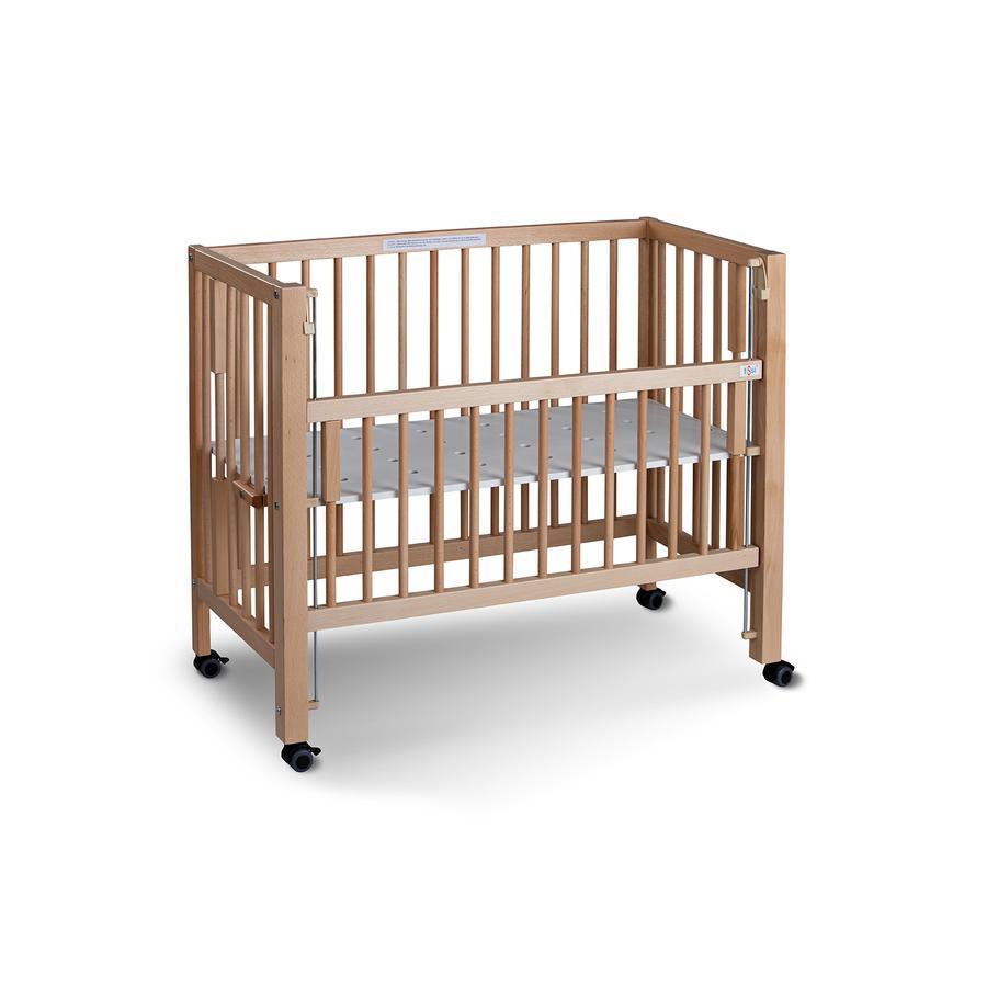 tiSsi® Lit cododo naturel, bois 40x90 cm