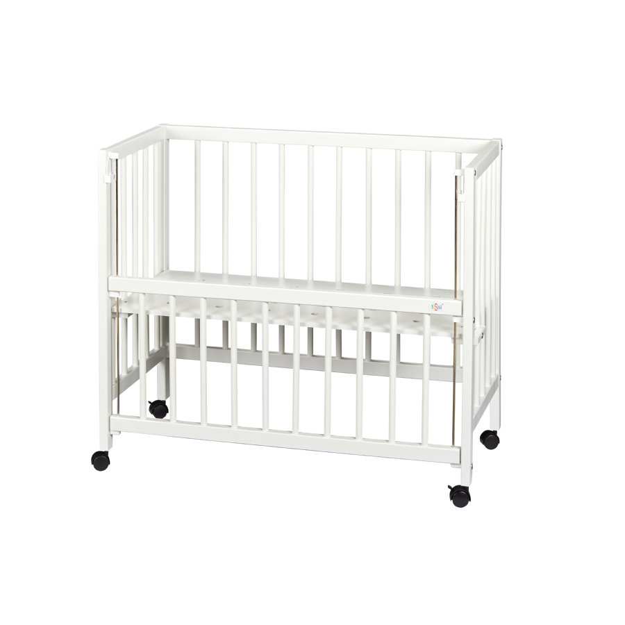 tiSsi® Lettino co-sleeping bianco