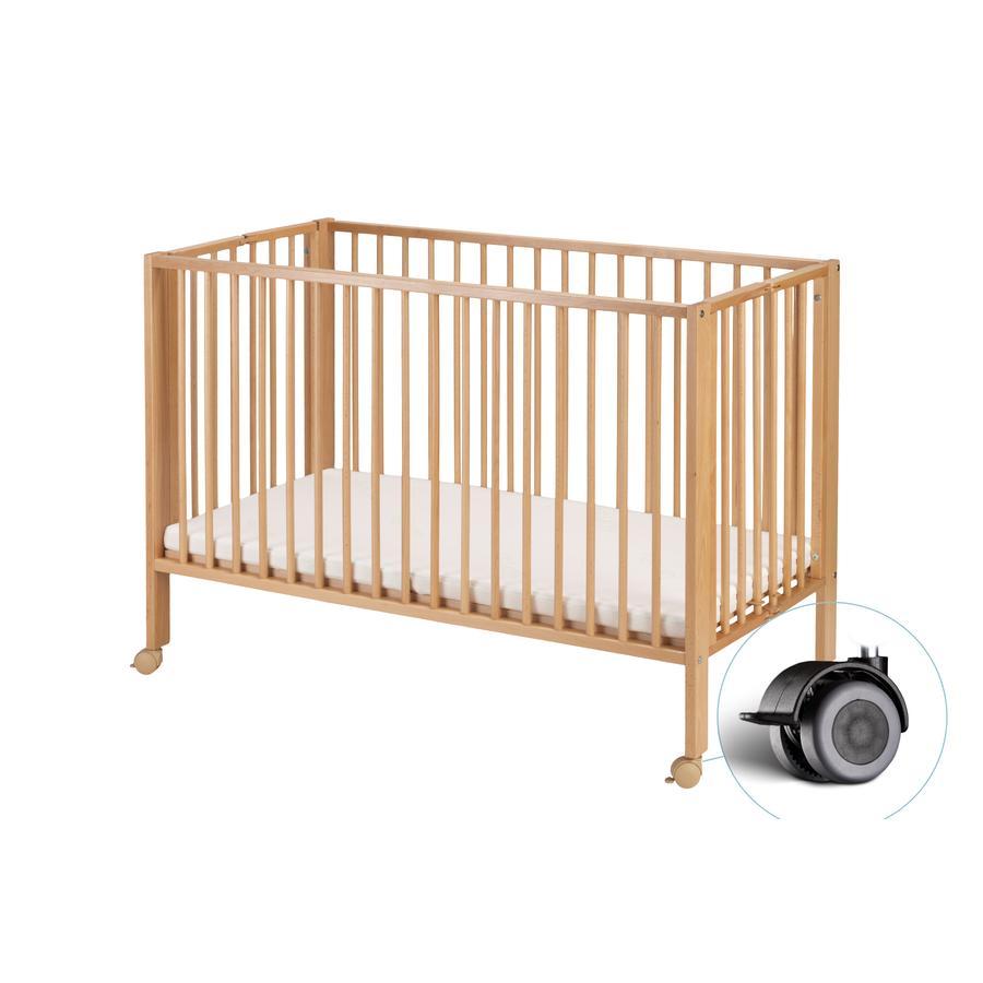 tiSsi® dětská postel Natur