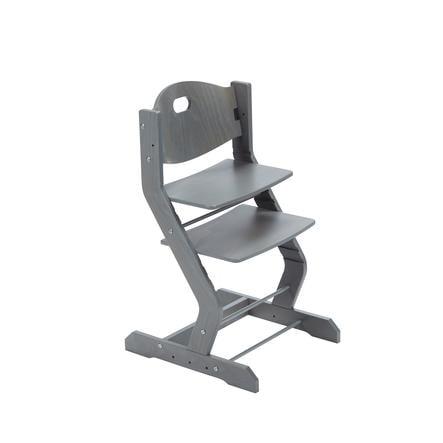 tiSsi® Kinderstoel grijs