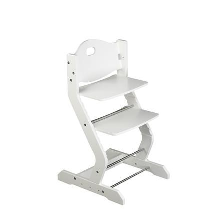 TISSI® Syöttötuoli, valkoinen