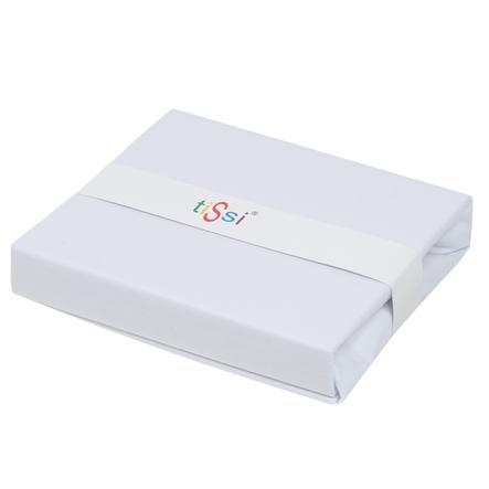 TISSI® Muotoonommeltu lakana, valkoinen